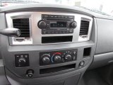 2007 Dodge Ram 1500 Thunder Road Quad Cab 4x4 Controls