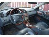 2003 Mercedes-Benz CL Interiors