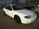 2003 Olympic White Chevrolet Cavalier LS Sedan #74256749