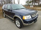 2003 True Blue Metallic Ford Explorer Eddie Bauer 4x4 #74256748