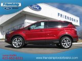2013 Ruby Red Metallic Ford Escape Titanium 2.0L EcoBoost 4WD #74256140