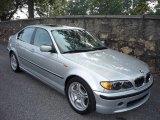 2005 Titanium Silver Metallic BMW 3 Series 330i Sedan #734133