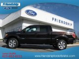 2013 Kodiak Brown Metallic Ford F150 Lariat SuperCrew 4x4 #74256137