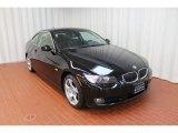 2007 Jet Black BMW 3 Series 328xi Coupe #74256134