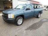 2007 Chevrolet Silverado 1500 Regular Cab Data, Info and Specs