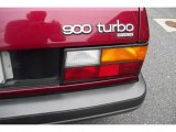 Saab 900 Badges and Logos