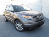 2013 Sterling Gray Metallic Ford Explorer Limited #74256324