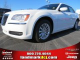2013 Bright White Chrysler 300  #74256195