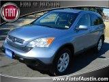 2007 Glacier Blue Metallic Honda CR-V EX-L 4WD #74256708