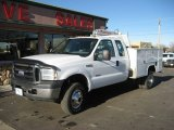 2007 Ford F350 Super Duty XLT SuperCab 4x4 Utility Truck Data, Info and Specs