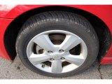 Kia Spectra 2008 Wheels and Tires