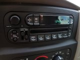 2002 Dodge Ram 1500 SLT Quad Cab Audio System