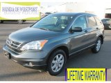 2011 Polished Metal Metallic Honda CR-V SE 4WD #74256170