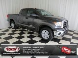2011 Magnetic Gray Metallic Toyota Tundra Double Cab 4x4 #74256512