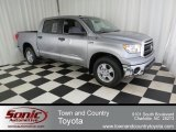 2013 Silver Sky Metallic Toyota Tundra CrewMax #74256505
