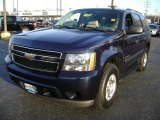 2009 Dark Blue Metallic Chevrolet Tahoe LS #74256036