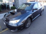 2012 Dark Gray Metallic Subaru Impreza WRX 4 Door #74256573