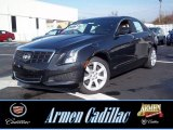 2013 Black Diamond Tricoat Cadillac ATS 2.0L Turbo AWD #74256015