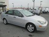 2003 CD Silver Metallic Ford Focus ZTS Sedan #74256481