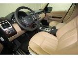 2007 Land Rover Range Rover HSE Sand/Jet Interior