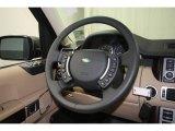 2007 Land Rover Range Rover HSE Steering Wheel