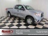 2013 Silver Sky Metallic Toyota Tundra TRD Double Cab #74308092