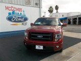 2013 Ruby Red Metallic Ford F150 FX2 SuperCrew #74307578