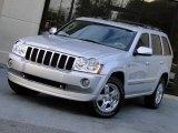 2006 Bright Silver Metallic Jeep Grand Cherokee Overland 4x4 #74307826
