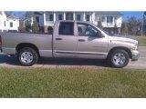 2004 Light Almond Pearl Dodge Ram 1500 ST Quad Cab #74308340