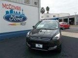 2013 Tuxedo Black Metallic Ford Escape Titanium 2.0L EcoBoost #74307571