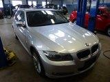 2011 Titanium Silver Metallic BMW 3 Series 335i xDrive Sedan #74308337