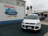 2013 Oxford White Ford Escape S #74307570