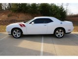 2011 Bright White Dodge Challenger R/T Plus #74308329