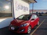 2013 Volcanic Red Hyundai Elantra GT #74307559