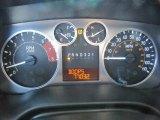 2009 Hummer H3  Gauges