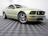 2005 Legend Lime Metallic Ford Mustang GT Premium Coupe #74308065