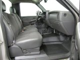 2004 GMC Sierra 1500 Interiors