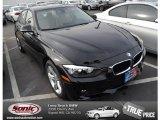 2013 Jet Black BMW 3 Series 328i Sedan #74307930