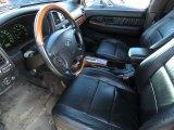 2003 Infiniti QX4 Interiors