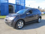2013 Tungsten Metallic Chevrolet Equinox LT AWD #74307674