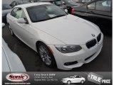 2013 Alpine White BMW 3 Series 335i Convertible #74307919