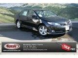 2012 Attitude Black Metallic Toyota Camry SE #74307403