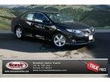 2012 Attitude Black Metallic Toyota Camry SE #74307402