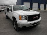 2013 GMC Sierra 2500HD Extended Cab Chassis Data, Info and Specs