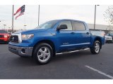 2008 Toyota Tundra Blue Streak Metallic