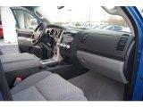 2008 Toyota Tundra SR5 CrewMax Dashboard