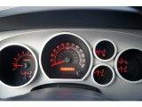 2008 Toyota Tundra SR5 CrewMax Gauges