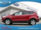 2013 Ruby Red Metallic Ford Escape SE 1.6L EcoBoost 4WD #74307646