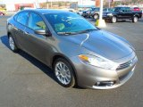 2013 Tungsten Metallic Dodge Dart Limited #74308151