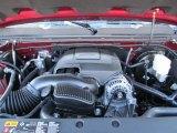 2013 Chevrolet Silverado 1500 LTZ Extended Cab 4x4 5.3 Liter OHV 16-Valve VVT Flex-Fuel Vortec V8 Engine